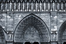 Free Notre Dame Stock Image - 7895611
