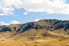 Free Nevada Desert Mountain Royalty Free Stock Photos - 7895628