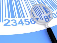 Free Barcode Royalty Free Stock Image - 7896076