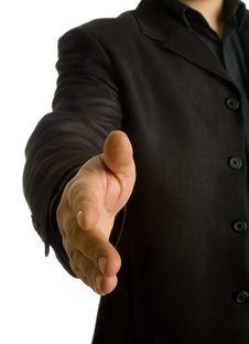 Free Business Handshake Royalty Free Stock Photos - 7896508