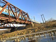 Free The Bridge Stock Photo - 7896930