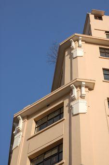 Free Ivory-white Building Royalty Free Stock Image - 7897186