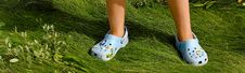 Free Blue Shoes Royalty Free Stock Image - 7897376