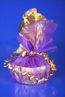 Free Gift Royalty Free Stock Image - 7897476
