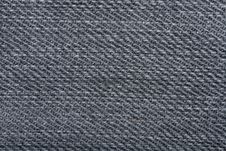 Free Black Jeans Texture Stock Photo - 7897630