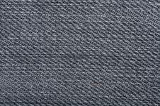 Free Black Jeans Texture Stock Photo - 7897630