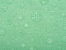 Free Water Drops On Plastic Surface Bottom View Stock Photos - 7897803