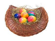 Free Easter Eggs Royalty Free Stock Photos - 7897808