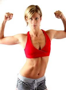 Free Fitness Woman Stock Photos - 7898413