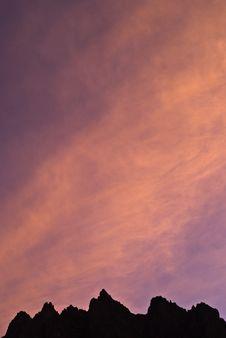 Free Sunrise Rocky Mountains Stock Photos - 7898463
