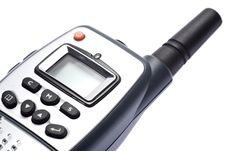 Walkie Talkie Stock Images