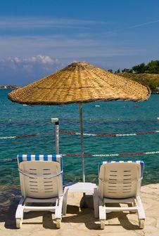 Free Turkish Resort Royalty Free Stock Images - 7899119