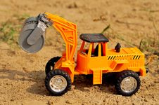 Free Road Roller Stock Photo - 7899200