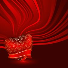 Free Illustration With Heart Stock Photography - 7899272