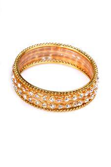 Free Diamond Bracelet Royalty Free Stock Photos - 7899598