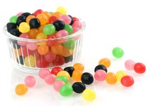 Free Jellybeans. Stock Photography - 7899602