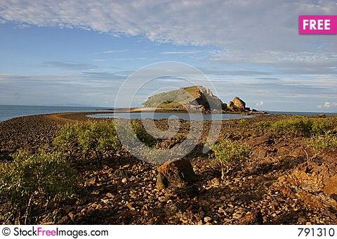 Free SECRET ISLAND TIDAL WALKWAY Stock Photo - 791310