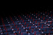 Free Stadium Seating Royalty Free Stock Photo - 790505