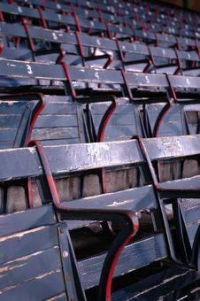 Free Stadium Seating Stock Image - 790511
