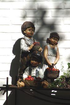 Free Puppetsandapples Stock Image - 791031