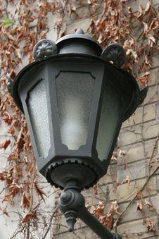Free Lamp Post Light Stock Image - 791241