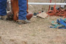 Free Rodeo Rider S Kit Stock Photos - 791343