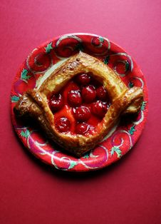 Free Christmas Dessert Stock Image - 791741