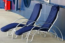 Free Deck Chairs Stock Photo - 793100