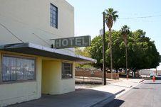 Old Hotel - Horizontal Royalty Free Stock Photo