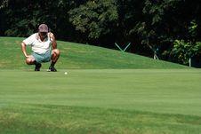 Free Golfer Stock Photo - 793800