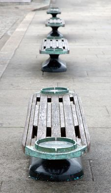 Free Benches Stock Photography - 794942