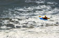 Free Kayaking Stock Photography - 795522