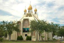 Free Ukranian Church Royalty Free Stock Images - 796969