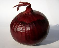 Free Red Onion Royalty Free Stock Photo - 797765