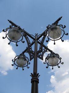 Free Modern Lantern Royalty Free Stock Photo - 797775