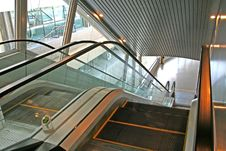 Free Escalator Stock Photo - 798120