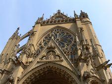 Free Metz Cathedral Royalty Free Stock Photos - 798188