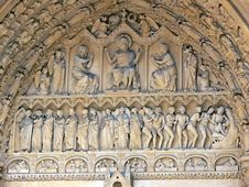 Metz Cathedral Royalty Free Stock Photo