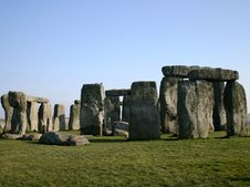 Free Stonehenge 2 Royalty Free Stock Photo - 798445