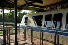 Free Monorail Royalty Free Stock Photos - 798798