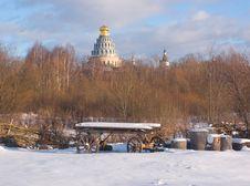 Free Russian Winter_2 Stock Image - 799051