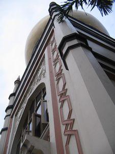 Free Mosque Sultan Stock Photos - 799253