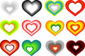 Free 12 Hearts Royalty Free Stock Images - 7901529