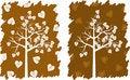 Free Hearts Tree Royalty Free Stock Photography - 7902137