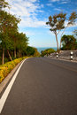 Free Road To The Sea Stock Images - 7903054