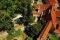 Free Bird S Eyeview Of Cesky Krumlov Stock Photo - 7906760