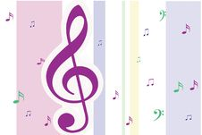 Free Musical Notes Stock Photos - 7900253