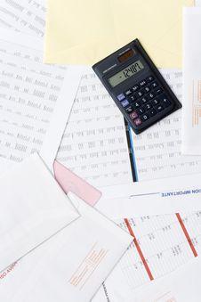 Free Calculator_1 Royalty Free Stock Photo - 7901375