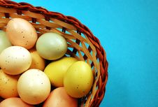 Free Colorful Easter Eggs Stock Image - 7901501