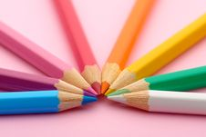 Free Pencils Royalty Free Stock Image - 7901996
